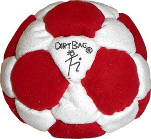 Dirtbag� 32-Panel Footbag
