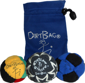 Dirtbag Medley 3 pack with Pouch