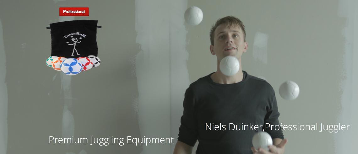 Premium Juggling Equipment