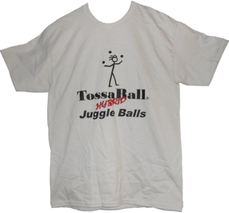 Juggling Balls | Classic Tossaball Shirt | Flying Clipper Juggling Supplies