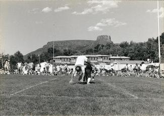 Image Reed Gray, Jack Schoolcraft 1985 WFA Championships