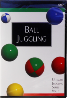 Image Ball Juggling DVD