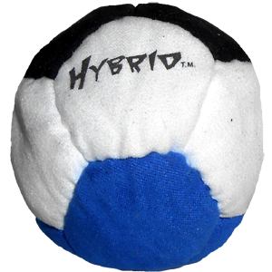 Dirtbag Hybrid Footbag/Hacky Sack by Flying Clipper