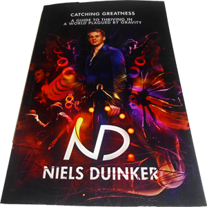 Image Niels Duinker Catching Greatness Book