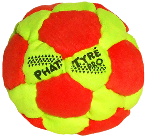 PT Pro Footbag  | Flying Clipper Metal Filled Footbags