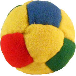 Juggling Balls | Phatty Fleece 14 Juggle Ball