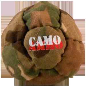 Camo Ammo Footbag