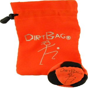 Dirtbag Classic With Pouch | Sand Filled Footbags