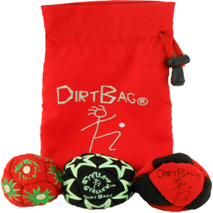 Dirtbag All Star 3 Pack With Pouch