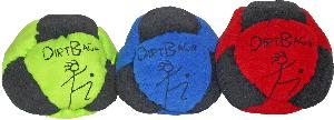 Dirtbag Classic Footbag 3-Pack