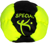 Special K metal filled footbag
