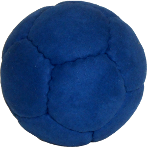 Ultra Suede Soft Hybrid Juggle Ball