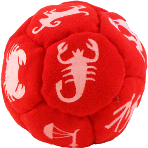 Zodiak Dirtbag 12 Panel Footbag
