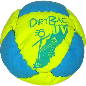Dirtbag UV Footbag