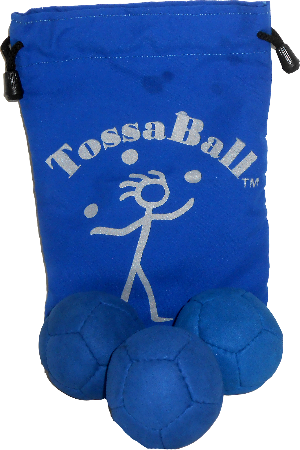 Tossaball Soft Hybrid Juggle Balls