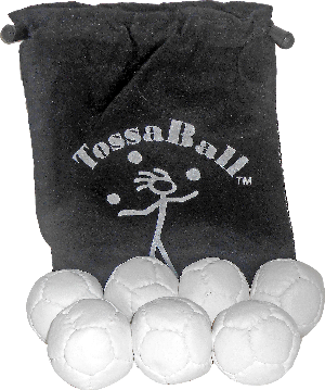 LD Pro Juggle Ball 7 Pack   Mixed Fill Juggle Balls