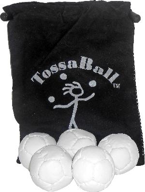 LD Pro Juggle Ball 5 Pack | Mixed Fill Juggle Balls