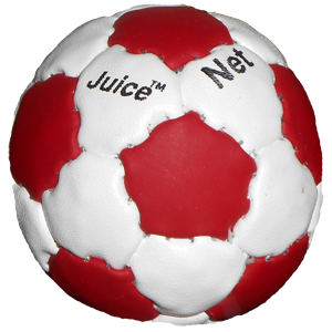 Juice Netbag Footbag | Flying Clipper Footbag Supplies