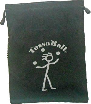 Juggling Balls   Tossaball Juggle Ball Pouch   Flying Clipper Juggling Supplies