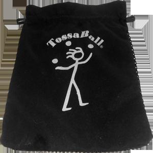 Juggling Balls | Tossaball Juggle Ball Pouch | Flying Clipper Juggling Supplies