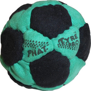 Phat Tyre Pro Footbag By Dirtbag