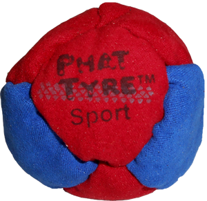 Phat Tyre Sport  | Flying Clipper Metal Filled Footbags