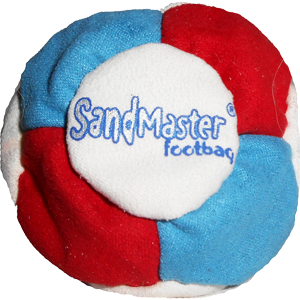 SandMaster Footbag  | Flying Clipper Footbag Supplies