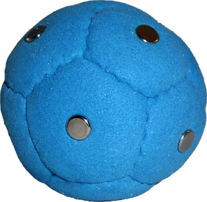 Juggling Balls Ultra Soft 2.45 Studded Juggling Ball by Flying Clipper