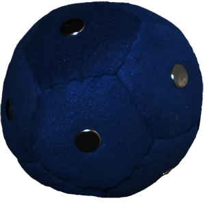 Juggling Balls | Ultra Soft 2.45 Studded Juggle Ball