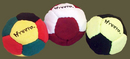 Dirtbag� Hybrid Footbag 3-Pack Special