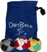 Dirbag  14- 3 pack with pouch