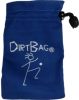 Dirtbag� Footbag Suede Pouch
