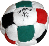 Dirtbag� 26-Panel Footbag