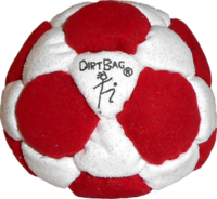 Image Dirtbag� 32-Panel Footbag