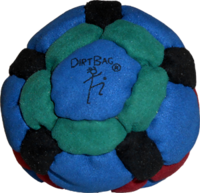 Dirtbag� 42-Panel Footbag