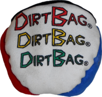 Image Dirtbag� 4-Panel Footbag