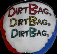 Image Dirtbag® 4-Panel Footbag