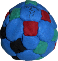 Image Dirtbag® 50-Panel Footbag