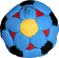Image Dirtbag� 62-Panel Footbag