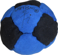 Image Dirtbag14-Panel Footbag