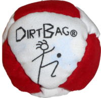 DirtBag� Classic - 8-Panel Footbag