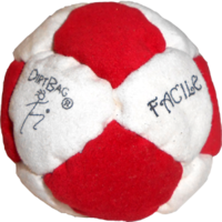 Image Tangent Facille Dirtbag Footbag