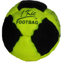 Image I Kic Pellet-Filled Footbag
