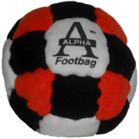 Image Alpha Pellet-Filled Footbag