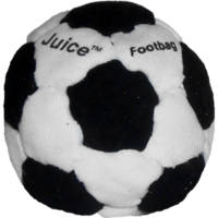 Image Juice Pellet-Filled Footbag