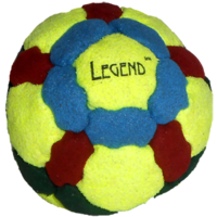 Image Legend Pellet-Filled Footbag