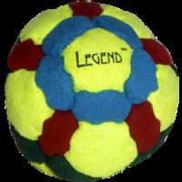 Image Legend Pellet-Filled Footbag