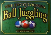 The Encyclopedia of Ball Juggling Book