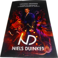 Image Niels Duinker Performance Highlights and Learn To Juggle DVD