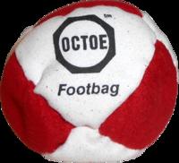Image Octoe Pellet-Filled Footbag